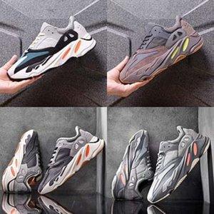 2020 Летний Новых Дети Canvas Kanye West 700 Kanye West 700 Обуви Девушка кроссовок дышащей моды весна Ромашка Дети Kanye West 700 # 974
