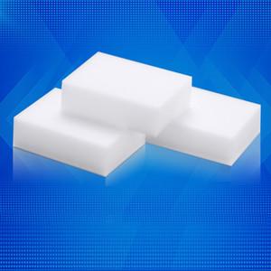 100шт высокой плотности Белая магия Губка Меламин Губка Eraser дома / офиса губкой для очистки кухни Чистящие 10 * 6 * 2 см HH9-2078