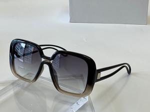 7016 Женские солнцезащитные очки Большой квадратный металлический каркас Стаканы очаровательную элегантный стиль анти-UV400 линзы досуг очки с са