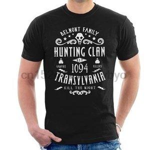 Belmont Castlevania Clan Men # 39s футболка XS мода Летняя футболка