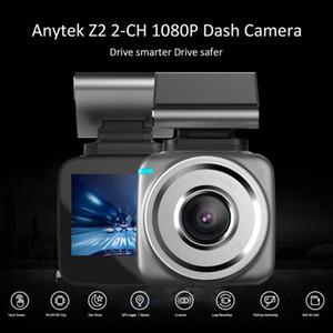 Anytek Q2 Newest Car DVR DVRS FHD 1296P WIFI Video Recorder Cam Dash Camera ADAS LDWS Magnetic Support