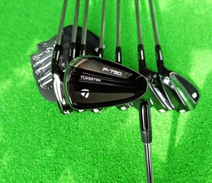 Golf Club New Taylor P790 Samurai Limited Edition con albero differente con la copertura può cambiare longth 4-9PS 8 Set da stiro