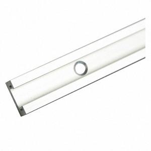 Обработка древесины Т-образными пазами скос Slide Rail алюминиевого сплава Крепеж фрезерный станок Workbench Инструмент 19 Тип скос Руководство DIY инструмента eD8o #