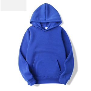 Fashion Brand Men's Hoodies 2020 Spring Autumn Male Casual Hoodies Sweatshirts Men's Solid Color Hoodies Sweatshirt Tops22