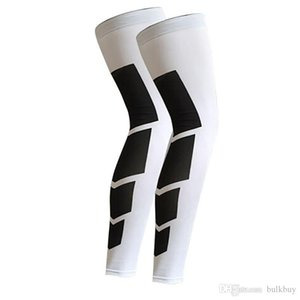 Sports de plein air Cyclisme jambe genou à manches longues Protector engrenage crashproof antiglisse Legwarmers