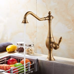 New Arrival Brass Kitchen Faucet Mixer Cold and Hot Kitchen Tap Single Hole Water Tap Bathroom Faucets XT-26