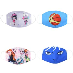 cloth face mask clothing kids mask cotton face mouth mask cartoon youth children masks for kid coton munskydd bwkf AFcjq
