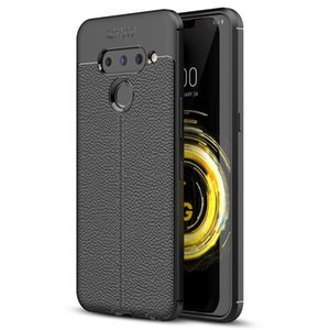 Non-slip Cover TPU ShockProof Protective Case For LG V50 V40 G8 G7 G6 Thinq Q styus+ G6 Plus Q7 Q6 K8 K10 2018 V30 V30S G6 Pro