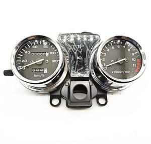 CM125 medidor de la motocicleta Asamblea odómetro del velocímetro del tacómetro del instrumento moto d'Assy