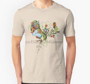 Homens camisetas Unisex Flourish Camiseta Impresso T-shirt tees top