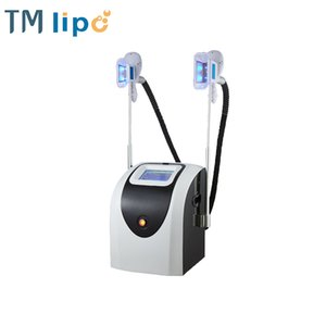 Fat Freezing Slimming Machine   Cool Sculptures Cellulite Reduction Criolipolisis Maquina Dual Handles -14 to 0 Degree