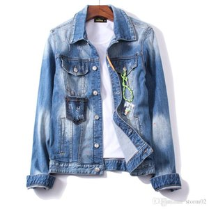 19AW new designer luxury jeans Western jeans jacket hot brand designer hot men's wear designer jeans J4