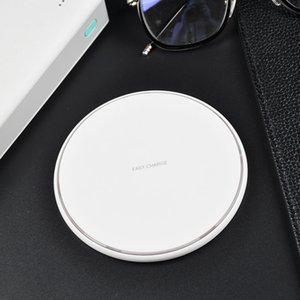 KD-19 For iPhone 11 pro XS MAX 10W Fast Wireless Charger Quick Charging Wireless Charger For Samsung S10 Note9