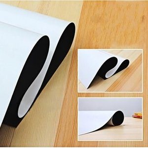 New Flexible Size A3 Magnetic Whiteboard Fridge Kitchen Home Office Reminder Magnet Dry-erase Board White Boards SF66