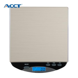 6000g   1g Digital Scale Kitchen Cooking Measure Tools Stainless Steel Electronic Weight LED Display Scale Overload Weight T200326