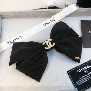 Новый Большой Твердые ткани луки заколки для волос Аксессуары для ювелирных изделий заколки для волос девушки женщин Свадьба волос BB398