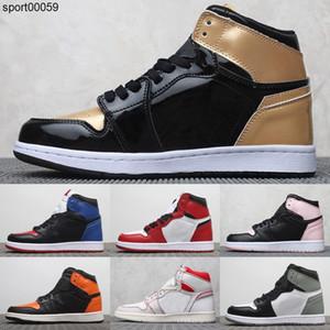 Jumpman 1 Kids Basketball Shoes High Shattered Backboard Game Chameleon 5 MVP Homage To NakeskinJordanRetros Sneakers