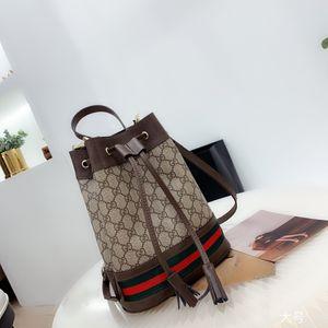 Large bucket bag handbag wallet backpack main card holder duffle bag women handbags handbag horsebit card holder 2020 new