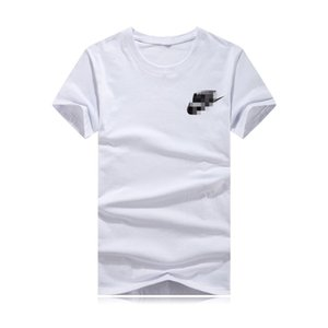 2020 Luxury Summer Men Women O-neck T Shirt Casual Sportswear Short Sleeve Designers Womens Clothes Trend Casual Slim Fit Top Tees S-4XL