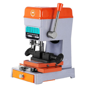 Automatic Key Cutting Drill Machine 368A Key Duplicating Locksmith 110V 220V automated key duplicator cutting machine