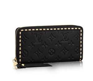 feixiang5255 4WCA ZIPPY WALLET M64805 EXOTIC LEATHER BAGS ICONIC BAGS CLUTCHES EVENING CHAIN WALLETS PURSE