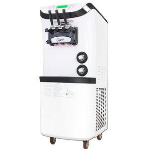 Hot Verkauf gelato Tischplatte Softeis milkshake Verkaufsautomaten 3 Flavors Eismaschine 36-42L / H