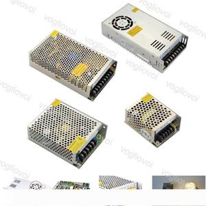 Beleuchtung Transformatoren Schalter Treiberausgang DC24V 240W 360W 500W 110-240V Aluminium Beleuchtung Zubehör für LED Leisten Lichter Module DHL