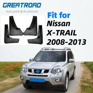 Для Nissan X-Trail T31 2008-2013 Xtrail Всплеск автомобилей брызговики Mud Flap Брызговики