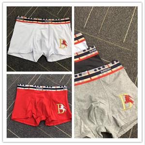 2020 Men Brief Underwear Shorts For Man Fashion Sexy Underwear Casual Soft Breathable Male Gay Cotton Thong Underwear Slips