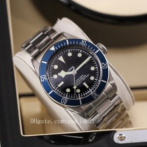 2020 luxury designer brand men tudorrr black bay watches Pelagos 8215 Movement wristwatches mens watch D1031