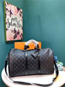 Les créateurs de mode de femmes sacs à main de véritables sacs à bandoulière en cuir Sac bandoulière fourre-tout de taille de message sac à main de bourse: 50 CM BAGAGES JYTJTKU portemanteau