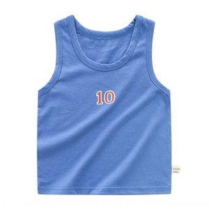 bjAcc Prenez deux 20 yuans coton sans manches nouvelle t é Prendre deux 20 vestes veste gilet de coton yuans pour les enfants t-shirt vestsummer nouveau Slee enfants