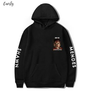 Shawn Mendes Hoodie Autumn Women Hoodies Print Hip Hop Sweatshirt Mens Long Sleeve Hoodies Pullovers Girls Female Femme