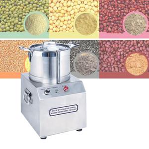 Qs804 elettrico Ginger aglio tritare la carne macchina peperoncino taglierina Carne e fresa vegetale macchina ad alta velocità polpetta pestaggio