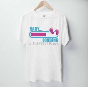 아기로드 출산 T 셔츠 임산부 임신 베이비 샤워 선물 보이 소녀