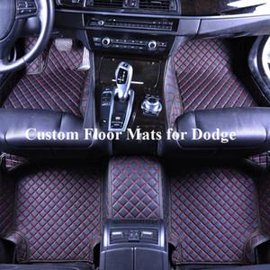 Matts coches de suelo para Dodge Challenger cargador de viaje Accesorios dardo Caravana Avenger Challenger Dodge Ram 1500 Accesorios Durango Viper