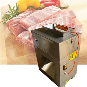 hot sale Multifunctional Stainless Steel Diced Chicken Cube Cutting Machine Meat Slicer  Automatic  Beef Cube Dicer
