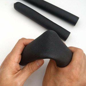 Mango Grips la manga del abrigo Equipo de entrenamiento un extremo cerrado del tubo de goma