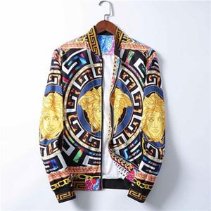 2020 homens Bomber inverno designer de casaco Jacket piloto vôo blusão oversize outerwear casacos casuais mens topos de roupas Plus Size S-3XL