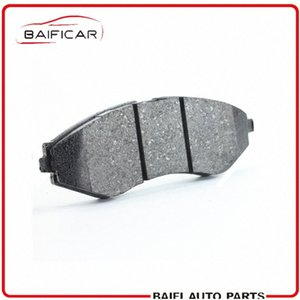 Baificar Brand New Genuine 4 Pcs Front & Back Brake Pad 93734724 96800089 For 2003-2015 Excelle HRV BDOL#
