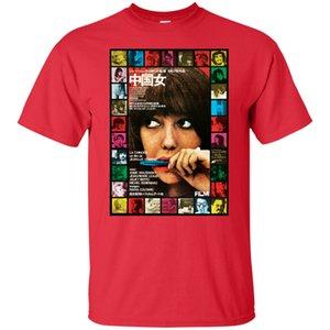 Le Chinois Jean Luc Godard Retro 1960's Cinephile Arthouse French T-shirt