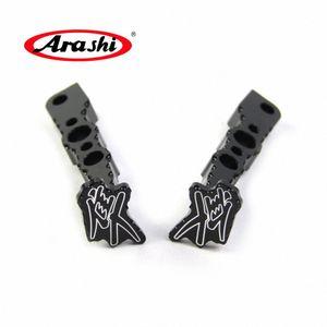 Arashi Pour GSXR1300 2008-2017 Pied arrière Pegs HAYABUSA GSX1300R GSXR GSXR 1300 08 09 10 11 12 13 14 15 16 17 Repose-pieds Dg2y #