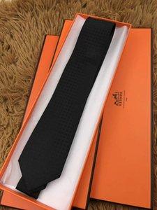 New Fashion Mens Silk Neck Ties Men Silk Tie Slim Classic Cravate Narrow Skinny Neckties For Men Neckwear 9 Styles Designer silk Fashion tie