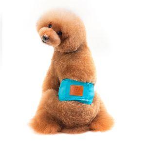 Creative New Solid Color Pet Male Dog Biological Pants Dog Gift Belt Anti-harassment Dog Safety Pants