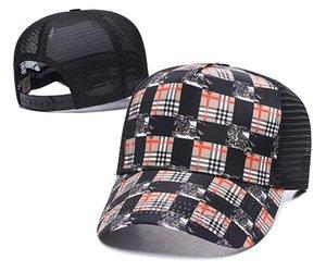 2020 Top Brand BBR дизайнерских шляп шапка мужчину женской шапка козырек спортивной шапка дышащей бейсболка туризм рыбалка casquette snapbacks