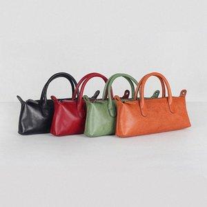 YIFANGZHE женщины Barrel Кошелек Satchel сумка Top Handle Работа Tote Сумка для дамы с длинным ремешок регулируемый XuWF #