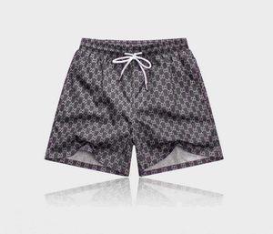 Européens et américains marée courts métrages de broderie d'été de la marque décontractée d'été shorts de plage hommes de Medusa pantalons maillots de bain de haute qualité