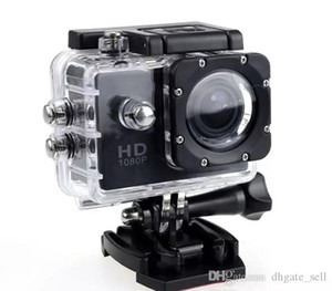 SJ4000 style A9 2 Inch LCD Screen mini camera 1080P FHD Sports & Action Video Cameras 30M Waterproof Camcorders SJcam Helmet