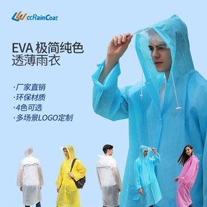 kGzaH Erkek ve ağzına kadar yansıtıcı şerit EVA yetişkinle kadınların yeni yapışık açık yürüyüş Yansıtıcı şerit yağmur dişli Cloak yağmur dişli panço