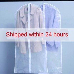 Clothing dust dustproof clothes cover garment bag da yi dai yi tao clothing Coat Clothes Suit dust jacket coat suit cover hanging bag